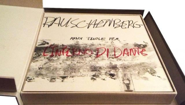 Robert Rauschenberg, 'XXXIV Illustrations for Dante's Inferno', 1965, Wallector