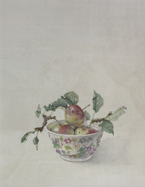 Cathy Ross, 'Apple in Bowl', 2019, Gallery 78