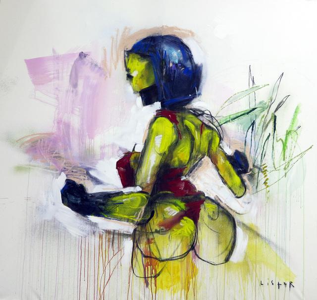 , 'TIGHT GRIP,' 2014, Lazinc