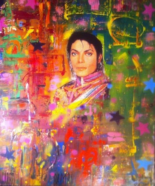 , 'Michael,' 2018, Samhart Gallery