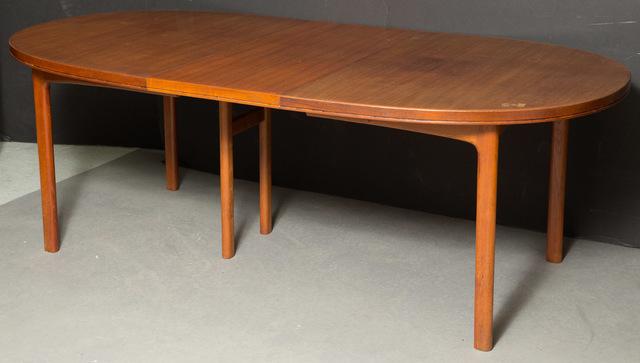 'Danish Modern Teak Extension Dining Table Manner of Hans Wegner', Doyle