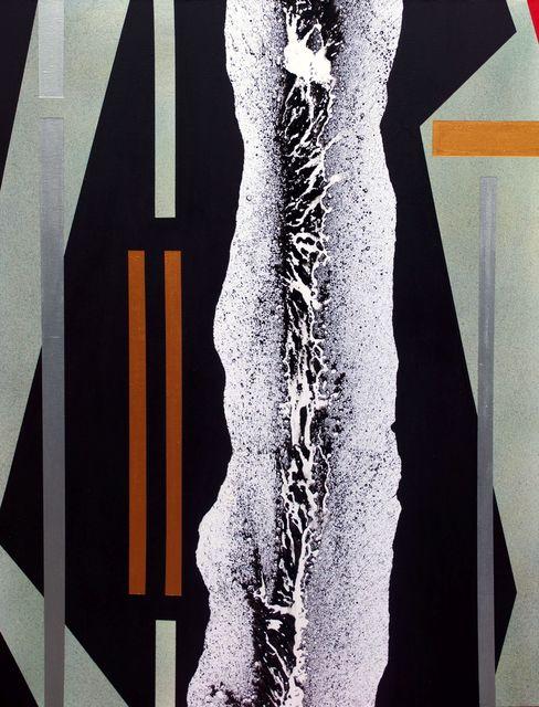 , 'Chasm 2,' 2015, Janet Rady Fine Art