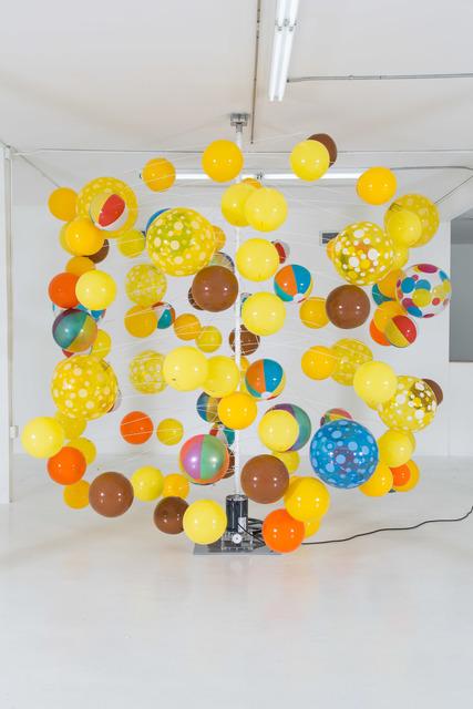 , 'Science Project,' 2015, Nina Johnson
