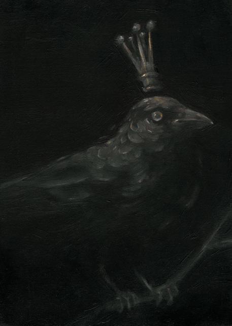 , 'Bird Lord,' 2017, Helikon Gallery & Studios
