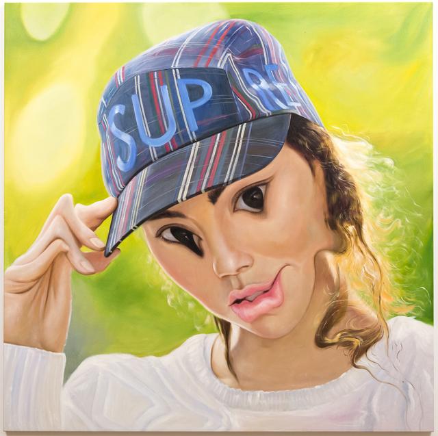 , 'SUP,' 2014, Postmasters Gallery