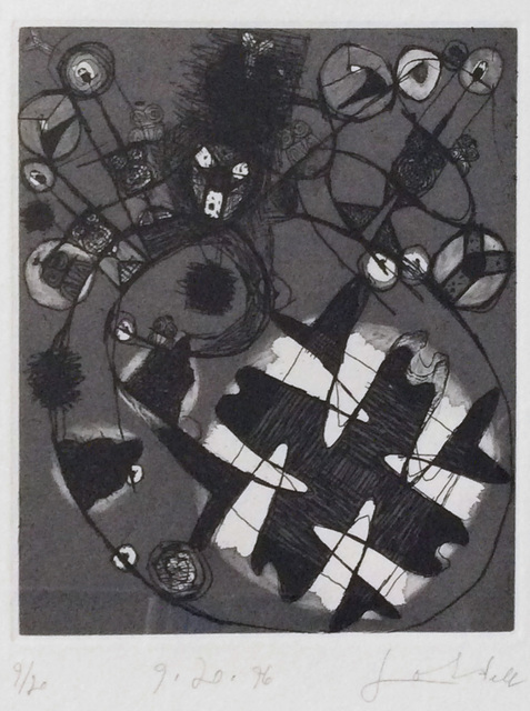 Frank Lobdell, '9.20.96', 1996, Dolby Chadwick Gallery