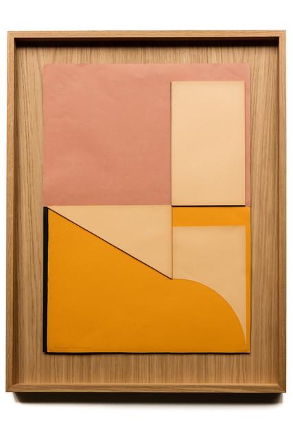, 'Triumph of pure line,' 2019, Schönfeld Gallery