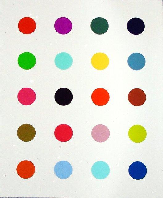 Damien Hirst, '3-Methythimadine', 2014, Pop Fine Art