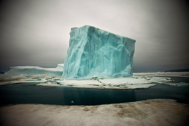 , 'Iceberg IX, Greenland,' 2010, Bernheimer Fine Art