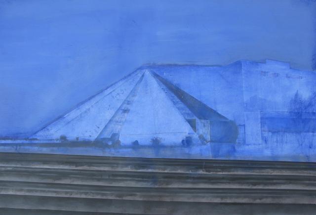 , 'Pyramides,' 2011, Galerie Mitterrand