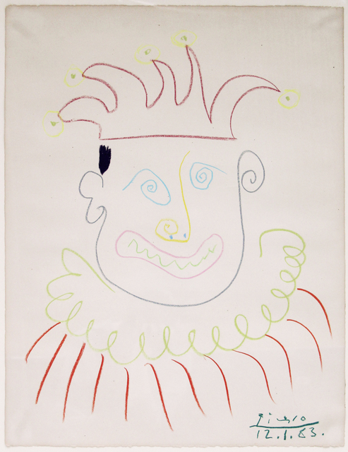 Pablo Picasso, 'Carnival', 1963, Mirat