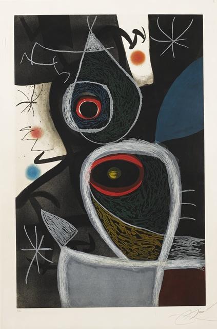 Joan Miró, 'Le Somnambule (D. 656)', 1974, Sotheby's