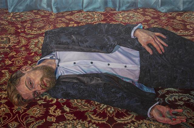 , 'All Consuming Selfie,' 2018, Josef Filipp Galerie