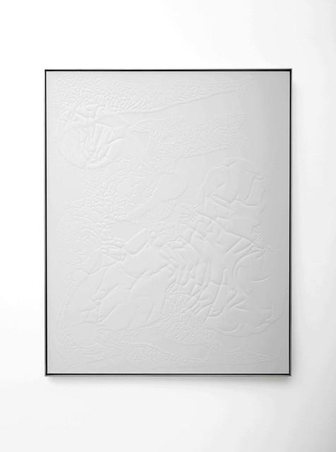 , 'White #4,' 2016, Rolando Anselmi