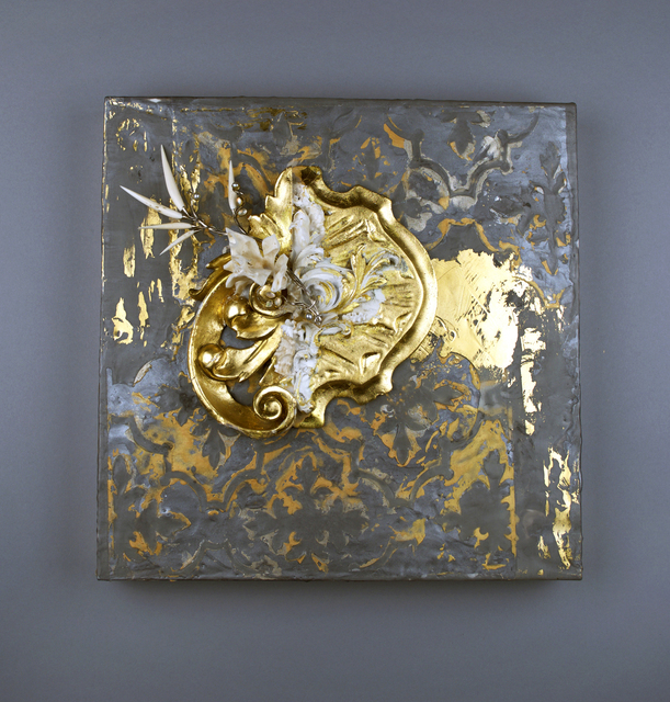 , 'Spur Panel and Brooch,' 2007, Gallery Loupe