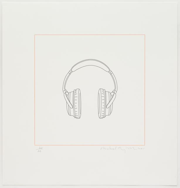 , 'Headphones,' 2015, Alan Cristea Gallery