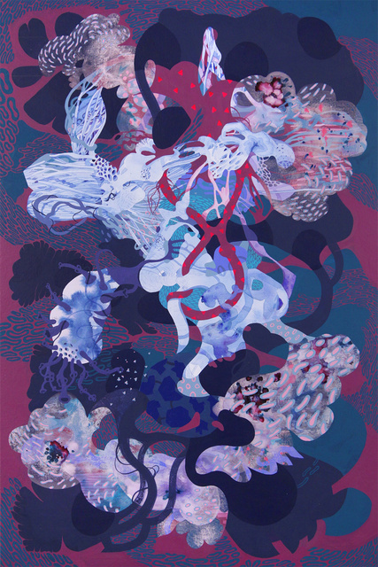 , 'Floating Vibes,' 2016, Pierogi