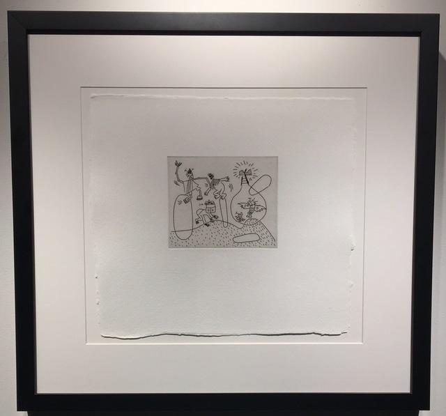 Keith Haring, 'Untitled #11 (with Sean Kalish) ', 1989, Soho Contemporary Art