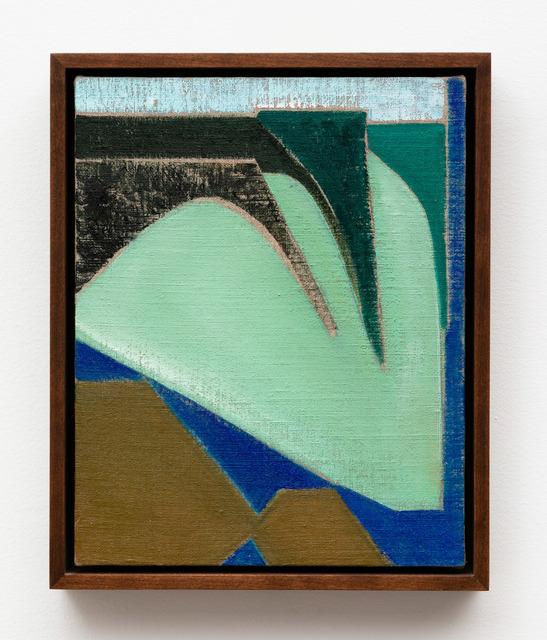 , 'Crystal Crag,' 2018, Daniel Faria Gallery