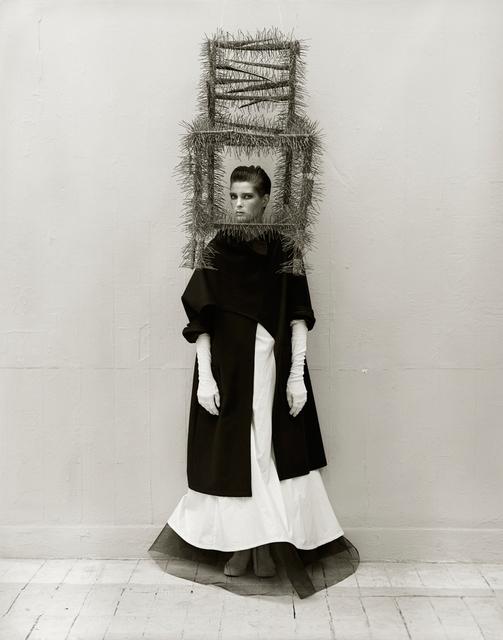 , 'Leslie Weiner, Yohji Yamamoto, London (Chair),' 1989, Holden Luntz Gallery