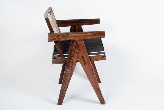 , 'Arm Chair from Chandigarh ,' 1952-1956, Patrick Parrish Gallery