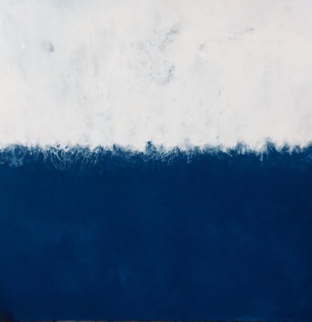 , 'Blue II,' 2018, Cheryl Hazan Gallery