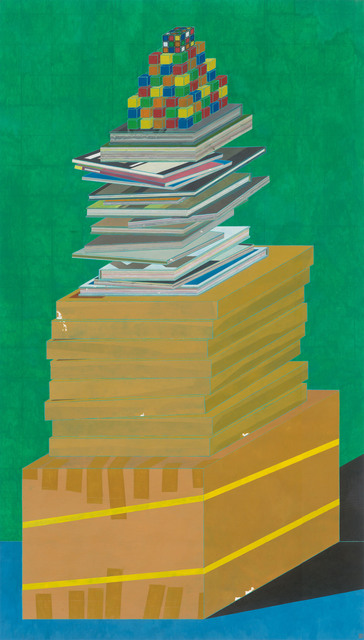 , 'Pinnacle  疊翠,' 2016, Galerie Ora-Ora
