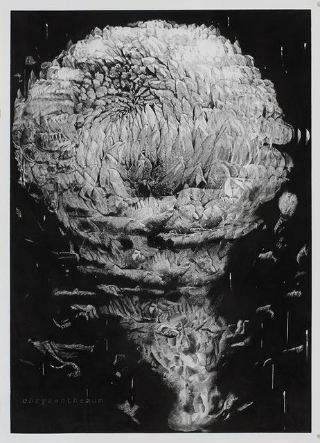 , 'Chrysantemum II,' 2013, Skopia P.-H. Jaccaud