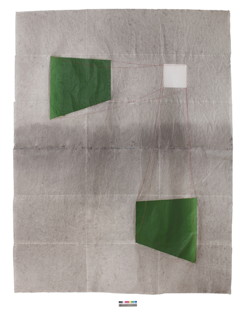 , 'Gran Green Room,' 2017, GE Galería