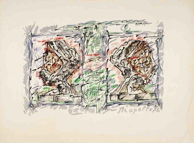 Jean-Paul Riopelle, 'Untitled', 1976, ArtWise