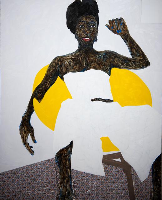 , 'Cynthia,' 2019, Mariane Ibrahim Gallery