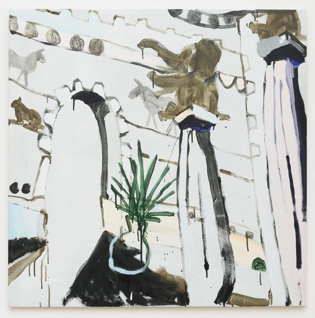 , 'Purple Pile,' 2016, Samuel Freeman