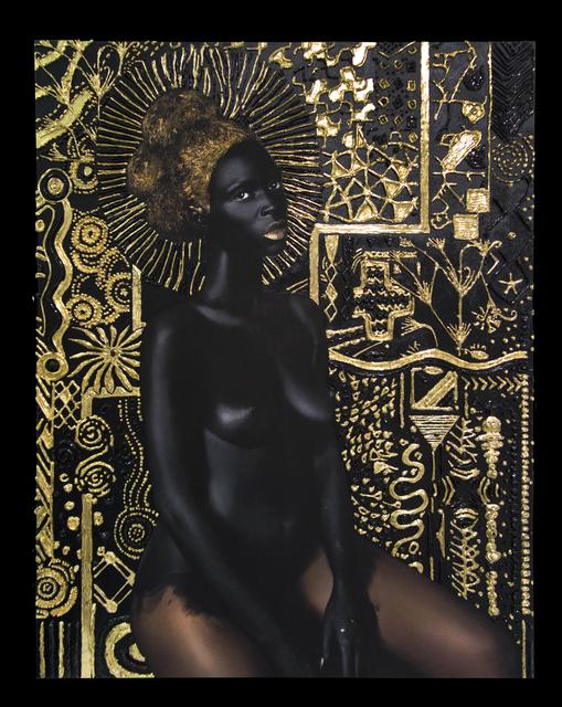, 'Materia Prima II,' 2017-2018, Mariane Ibrahim Gallery