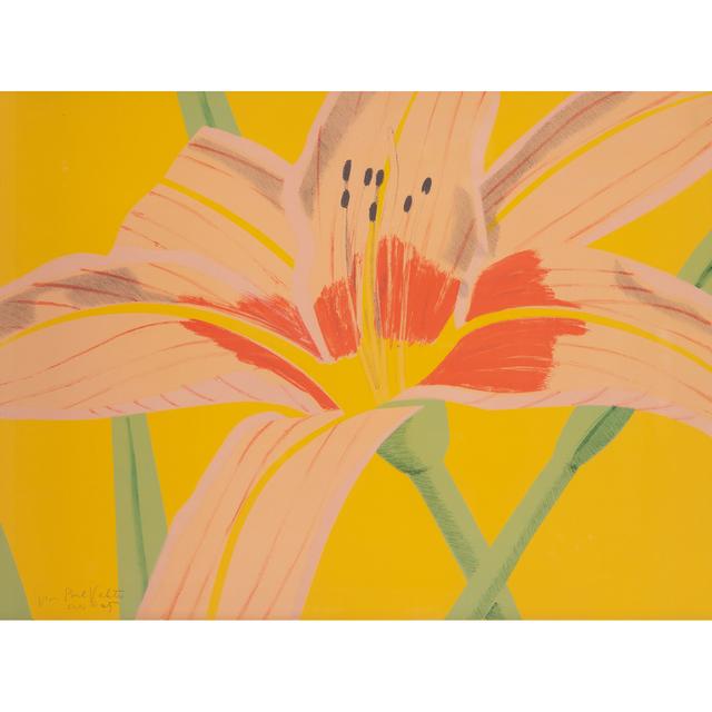 Alex Katz, 'Day Lily II', 1969, PIASA