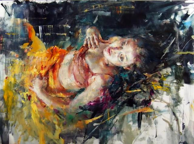 , 'Marigold,' 2015, Abend Gallery