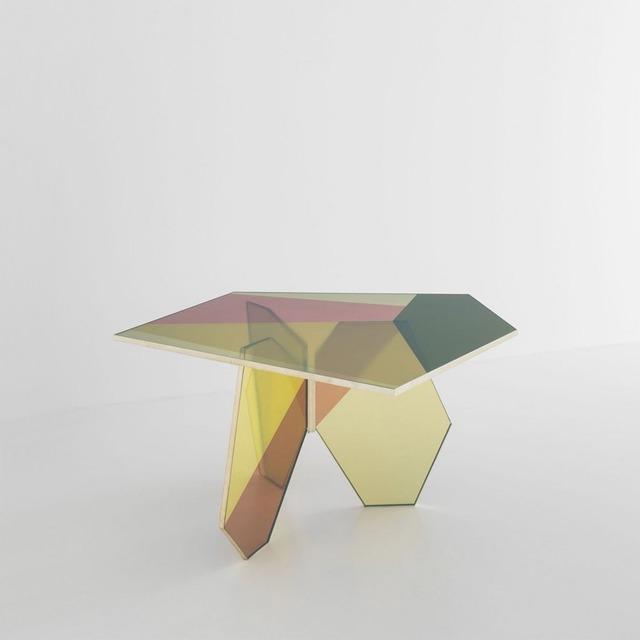 , 'Penta Table,' 2015, The Future Perfect