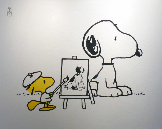 , 'Snoopy,' 2017, Vertical Gallery