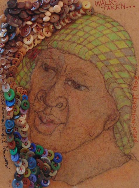 Aminah Brenda Lynn Robinson, 'Walks Taken', ACA Galleries