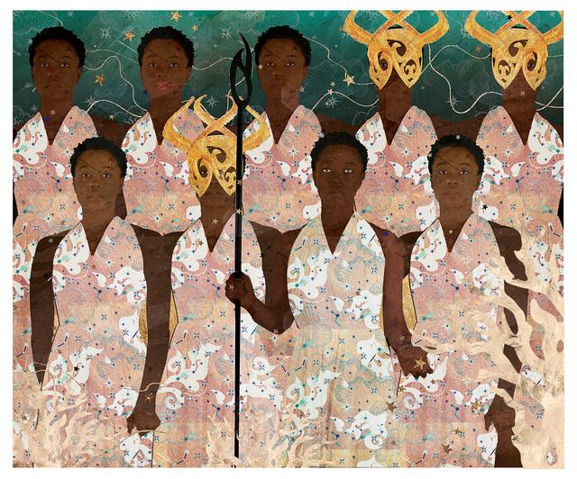 Carla Jay Harris, 'Gatekeepers', 2019, Kopeikin Gallery