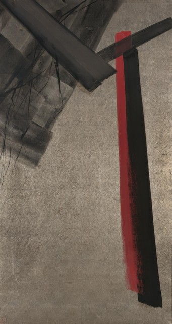 , 'ROUGE ET NOIR, Aka to Kuro (Red and Black),' 20th century, Gregg Baker Asian Art