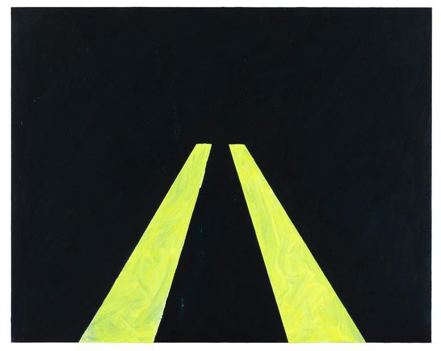 , 'No Passing,' 2011, Tobias Mueller Modern Art