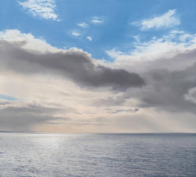 , 'Weather System, Tasman Sea no. 35,' 2015, Olsen Irwin