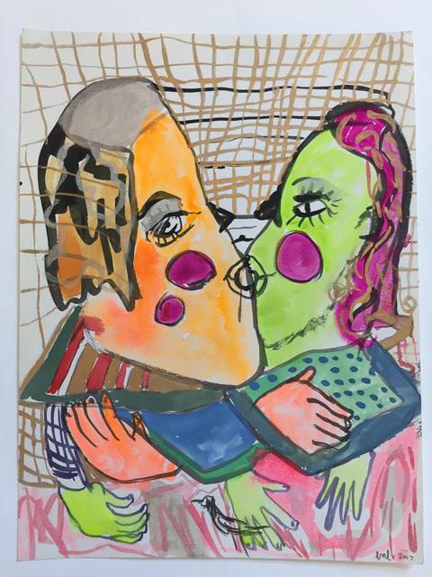 Emily Noelle Lambert, 'Kissing Park (Courtesy Denny Gallery) ', 2017, Freight + Volume