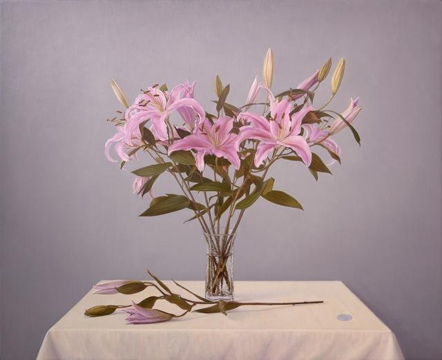 John Hansen, 'Lilies', Loch Gallery