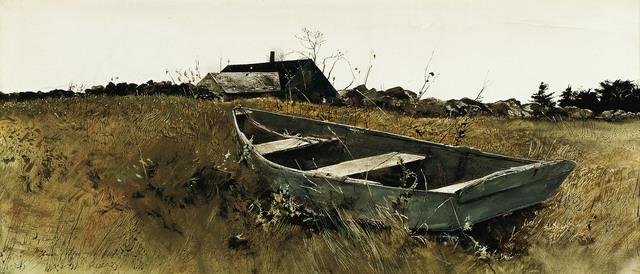 , 'Teel's Island,' 1954, Seattle Art Museum