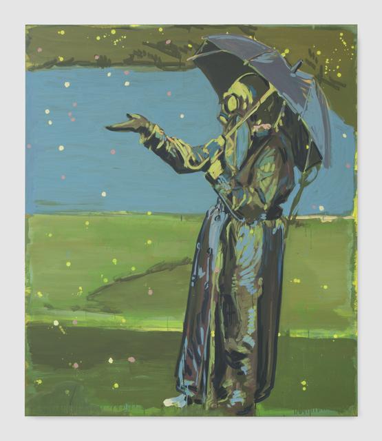 , 'The Rain,' 2018, Night Gallery