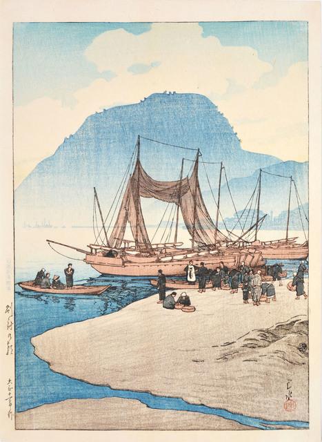 , 'Morning at Beppu,' 1922, Ronin Gallery