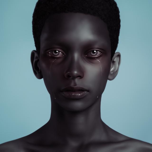 , 'Tanya's tears,' 2008, Galeria Senda