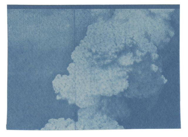 Sean McFarland, 'Untitled (Blue Smoke),' 2013, Wirtz Art