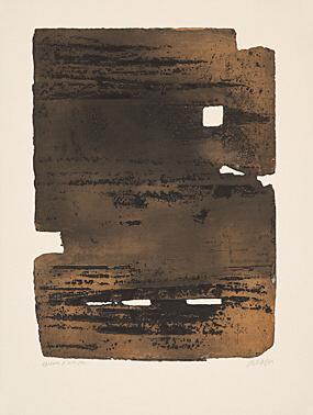 , 'Eau-forte XV,' 1961, Galerie Boisseree